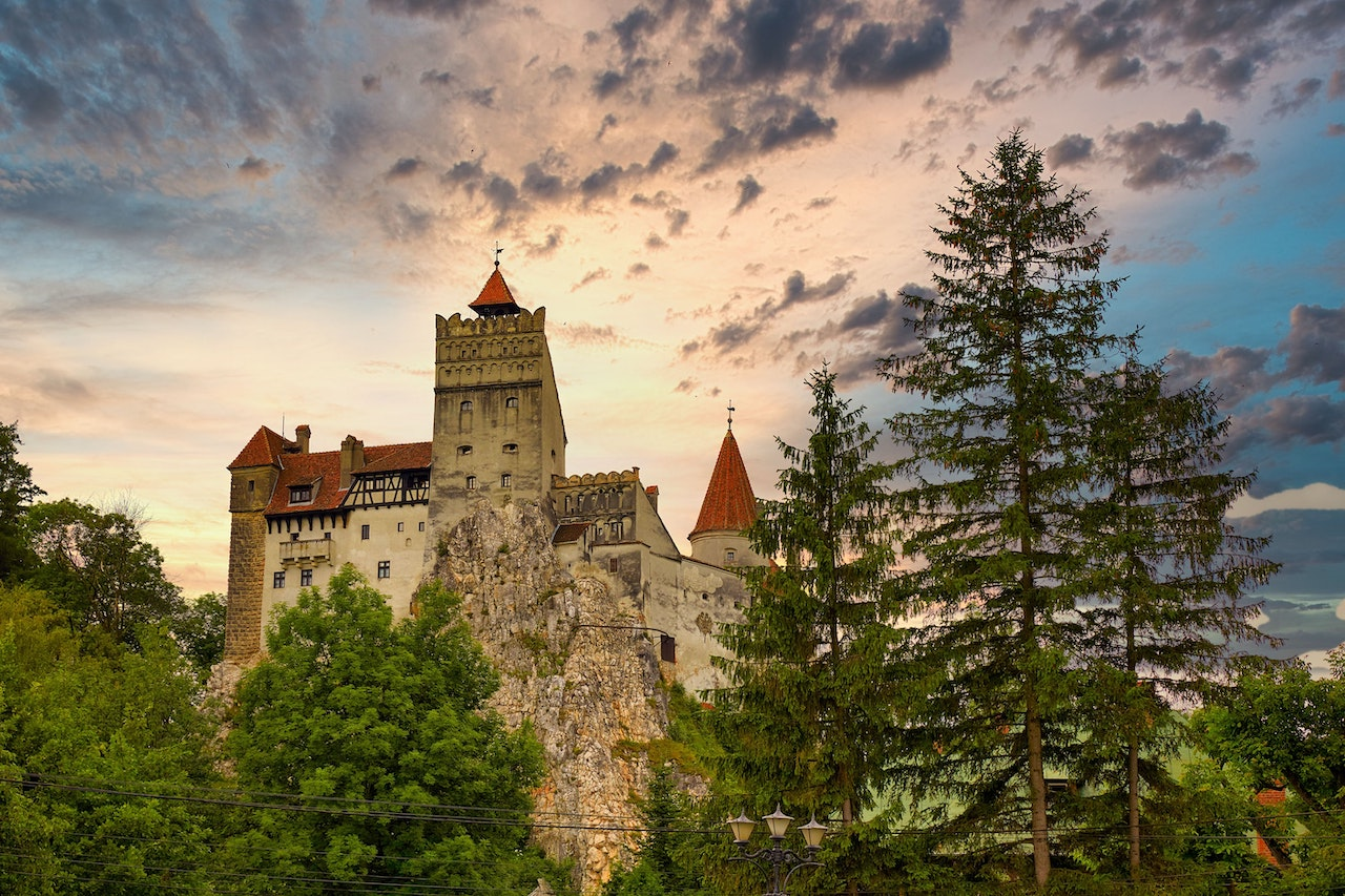 5 reasons why Bran castle was built